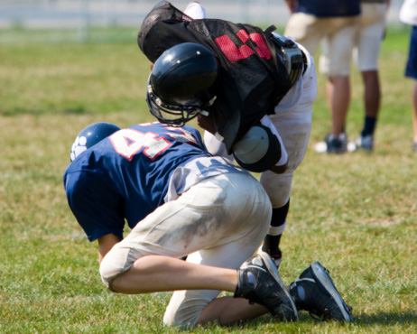 Huddle Up About Back-To-School Sports Safety