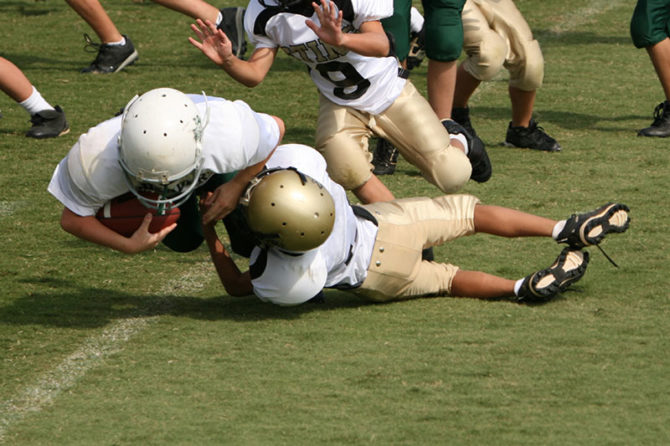 High Speed, High Impact: A Risky Combo for Young Football Players